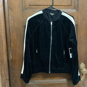 Juicy Couture Black Label Bomber Jacket
